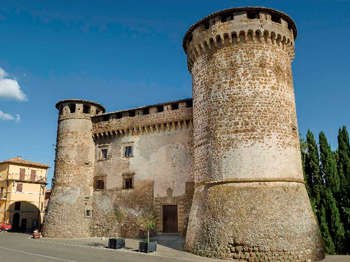 Visit The Orsini's Castle in Vasanello