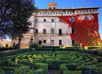 Visit The Ruspoli Castle