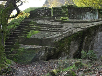 Discover the Etruscan Pyramid